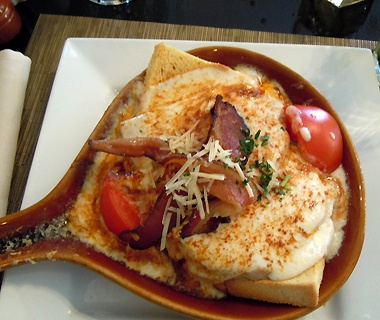The Brown Hotel, Louisville, KY: The Hot Brown