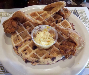 Americas Best Chicken And Waffles Travel Leisure
