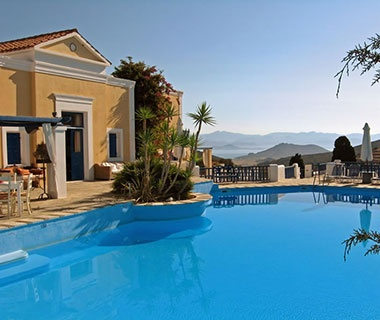 Lefkes Village Hotel, Paros, Greece