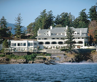 Rosario Resort & Spa, Orcas Island, WA