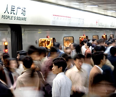 Worlds Most Crowded Subways Travel Leisure - 20 photos that show just how insanely overcrowded china is