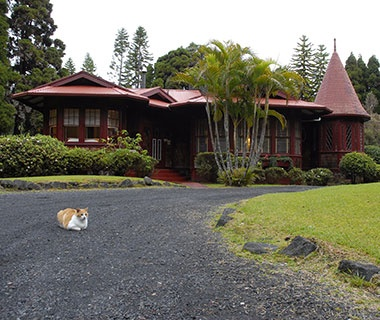 Hale Ohia Cottages, Big Island, Hawaii