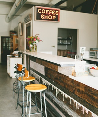 Black Eye Coffee Shop: Denver