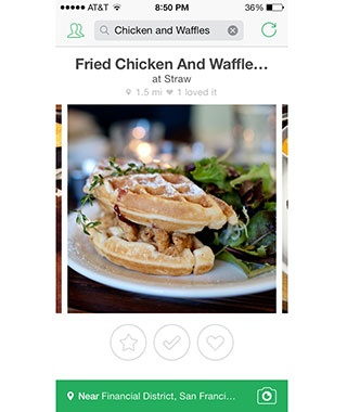 Know What to Order: Foodspotting