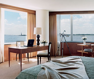 No. 10 Ritz-Carlton New York, Battery Park