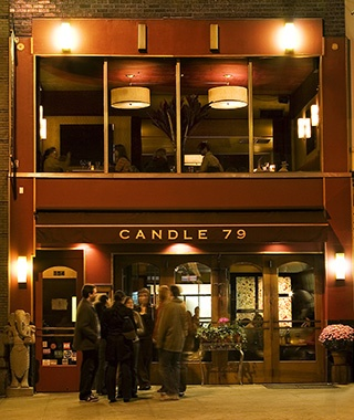 Candle 79, New York City
