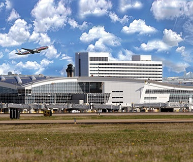 Worst: No. 4 Dallas–Fort Worth International Airport (DFW)