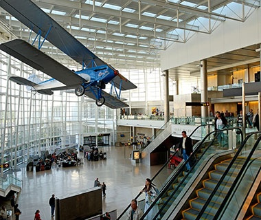 Best: No. 3 Seattle–Tacoma International Airport (SEA)