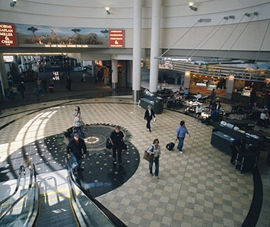 Best: No. 4 Minneapolis–St. Paul International Airport (MSP)
