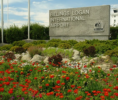 No. 3 Billings Logan International Airport, MT (BIL)