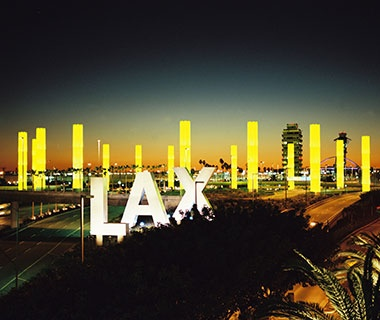 No. 7 Los Angeles International Airport (LAX)