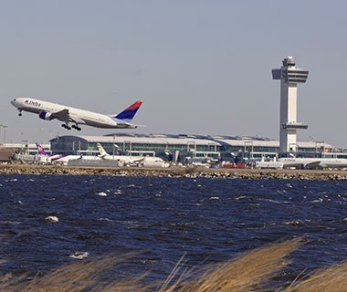 No. 6 John F. Kennedy International Airport, New York City (JFK)