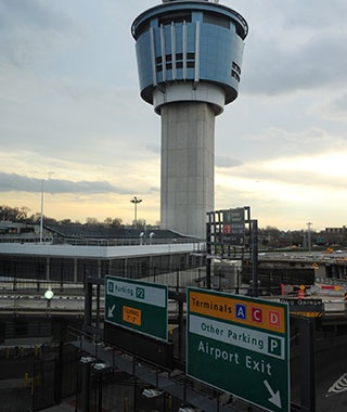 No. 2 LaGuardia Airport, New York City (LGA)