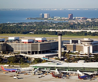No. 2 Tampa International Airport, FL (TPA)