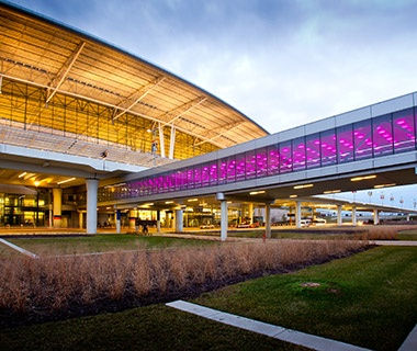 No. 5 Indianapolis Airport (IND)