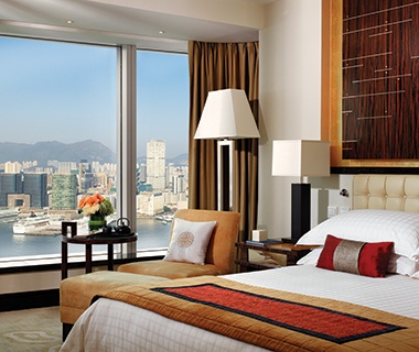 No. 3 (tie) Four Seasons Hotel, Hong Kong