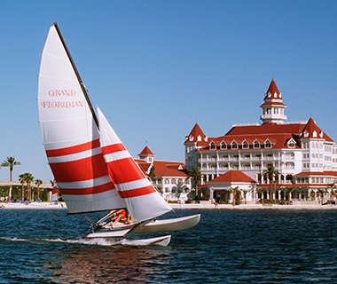 No. 6 Disney's Grand Floridian Resort & Spa, Lake Buena Vista, FL