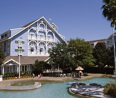 No. 10 Disney's Beach Club Resort, Lake Buena Vista, FL