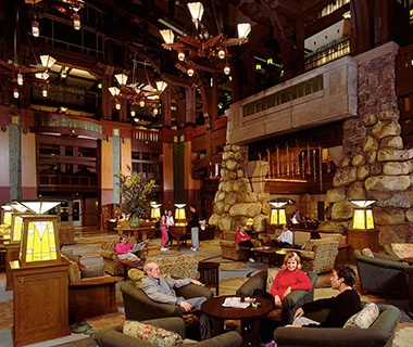 No. 15 Disney's Grand Californian Hotel & Spa, Anaheim, CA