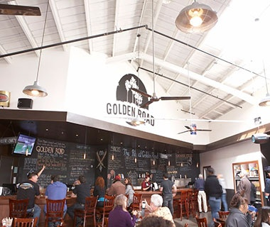 Golden Road Brewing, Los Angeles