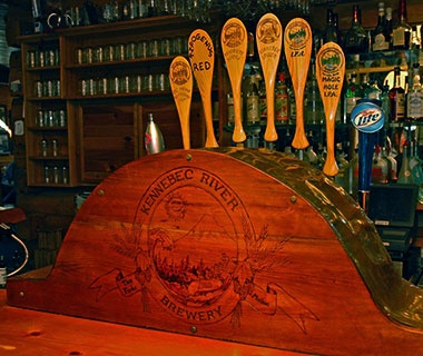 Kennebec River Pub & Brewery, ME