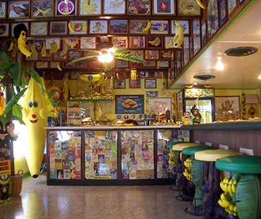 International Banana Museum, Mecca, CA