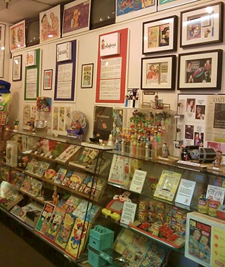 Burlingame Museum of Pez Memorabilia, Burlingame, CA