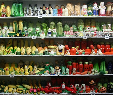 Salt and Pepper Shaker Museum, Gatlinburg, TN
