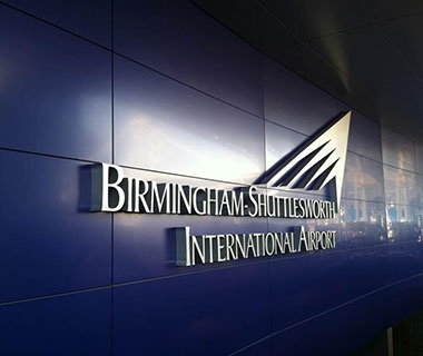 No. 5 Birmingham–Shuttlesworth International Airport, Birmingham, AL (BHM)