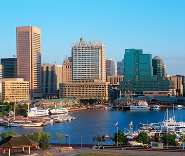 Least Attractive No. 7 Baltimore