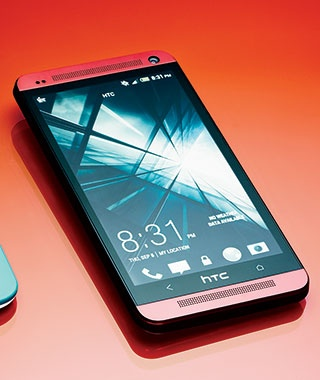 Best Overall Phone: HTC One