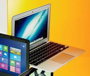 Best Overall Laptop: MacBook Air