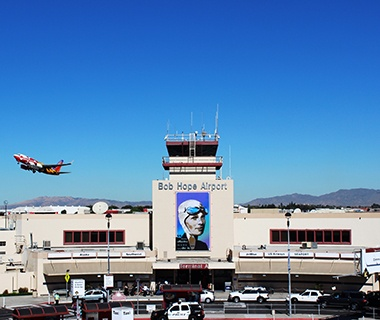 No. 2 Burbank Bob Hope Airport, Los Angeles (BUR)