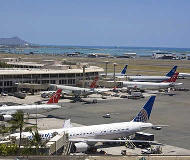 No. 12 Honolulu International Airport (HNL)