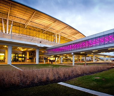 No. 1 Indianapolis International Airport (IND)