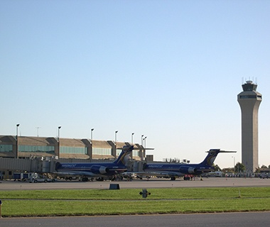 No. 20 Kansas City International Airport, Kansas City, MO (MCI)