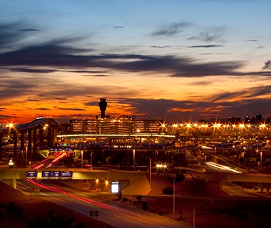 No. 18 Phoenix Sky Harbor International Airport (PHX)