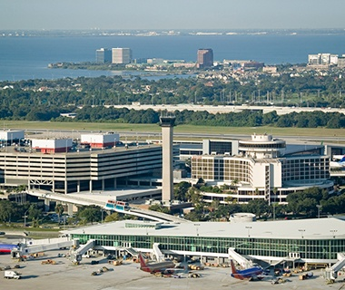 No. 7 Tampa International Airport, Tampa, FL (TPA)