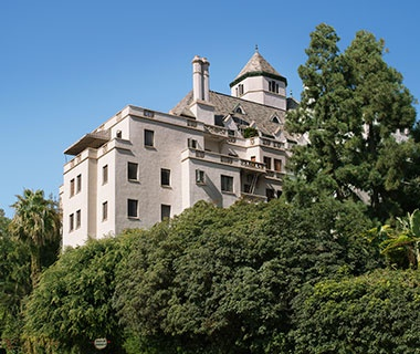No. 8 Chateau Marmont
