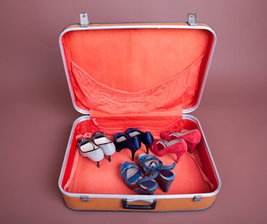 Packing Shoes