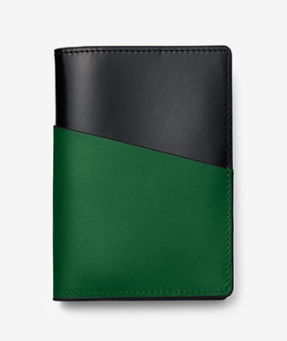 Kate Spade Saturday Two-Tone Passport Holder