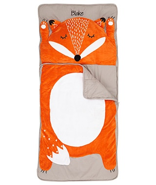 How Do You Zoo Fox Sleeping Bag