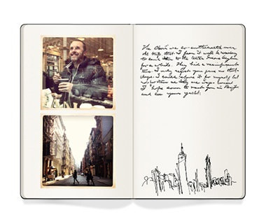 Moleskine Photo Notebook