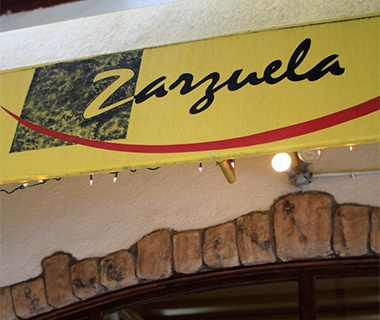Zarzuela, San Francisco