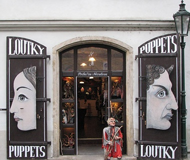 AMI Marionettes Shop, Prague