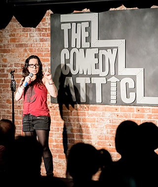Comedy Attic, Bloomington, IN