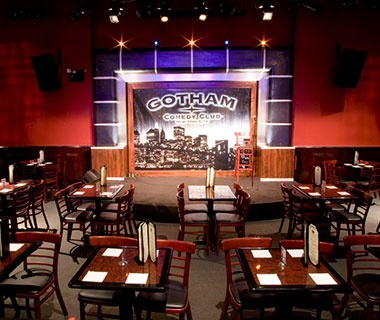 Gotham Comedy Club, New York