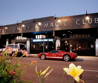 The Comedy & Magic Club, Hermosa Beach, CA