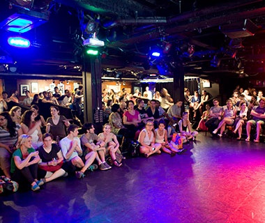 Best ny comedy clubs