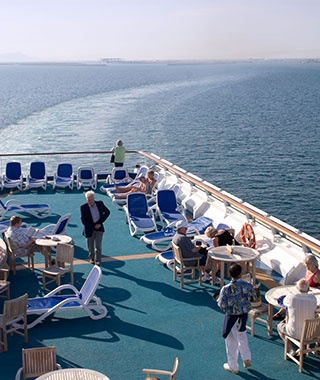 Confessions of a Cruise-Ship Employee